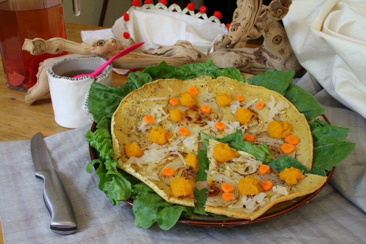 Farinata: A Savory Healthy Italian Pancake