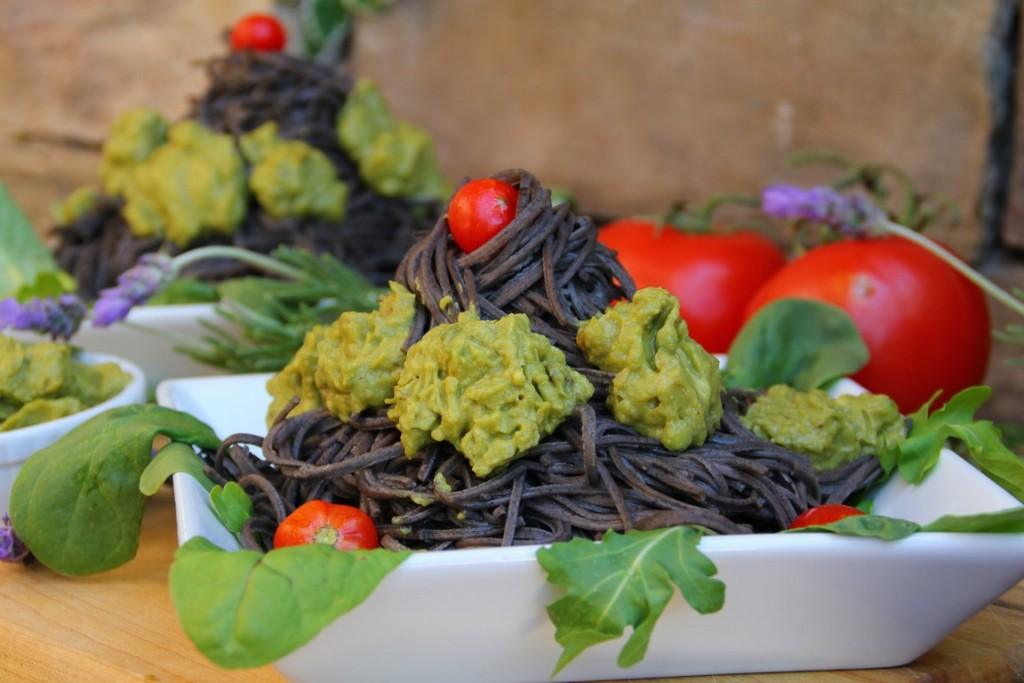 Black Bean Pasta Salad