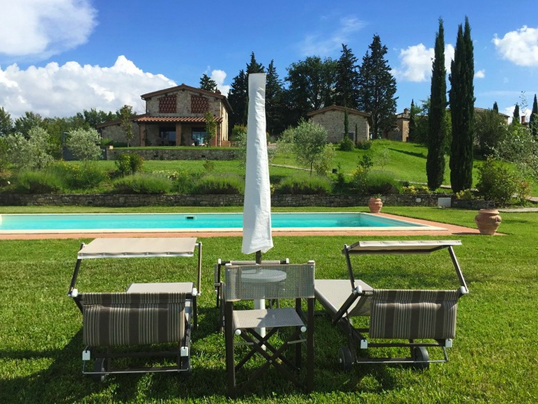 Our Tuscan Retreat at La Pieve Marsina
