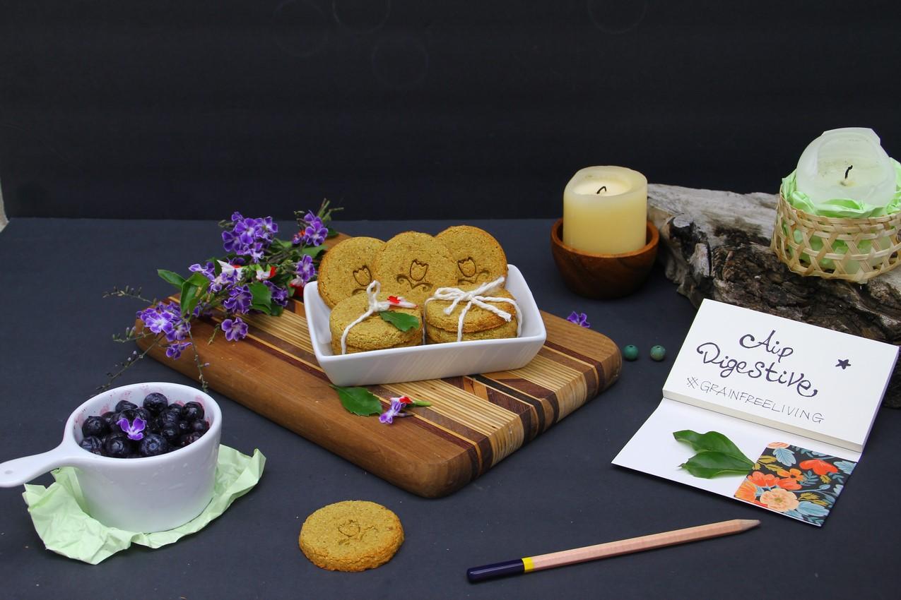 AIP Digestive Cookies