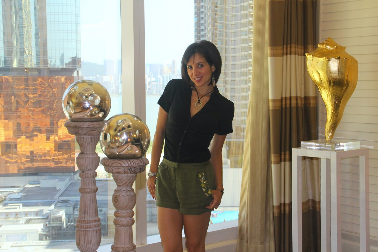 On Top of the World at the Wynn Macau