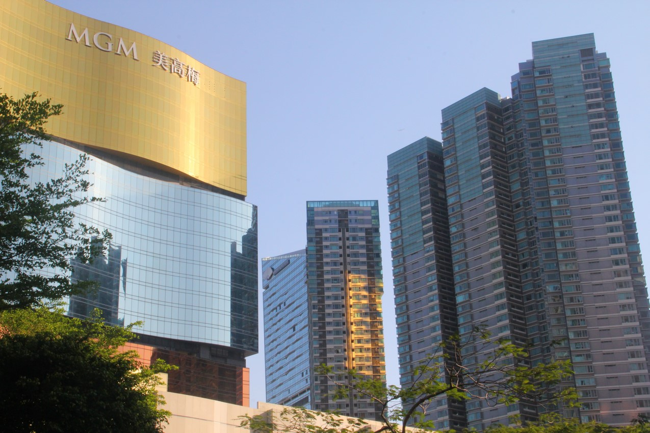 luxurious Wynn Resort