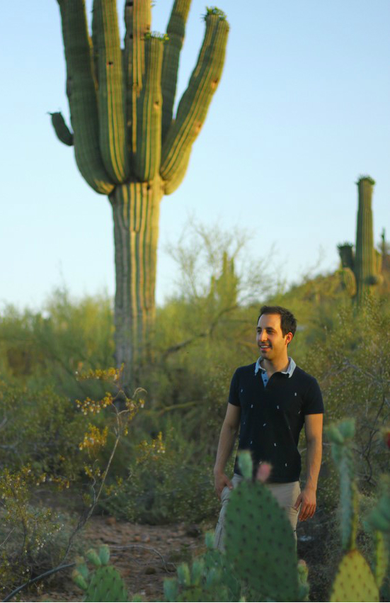 Alec Botanical Garden in Phoenix