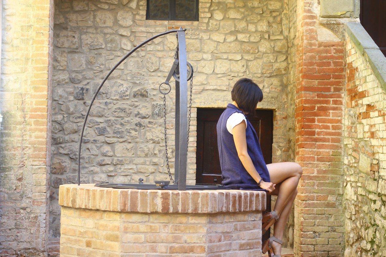 Castello well