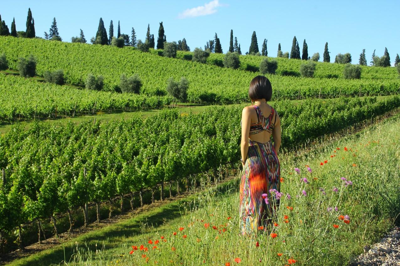 CastelloBanfi Il Borgo, Luxury Retreat in Montalcino Italy
