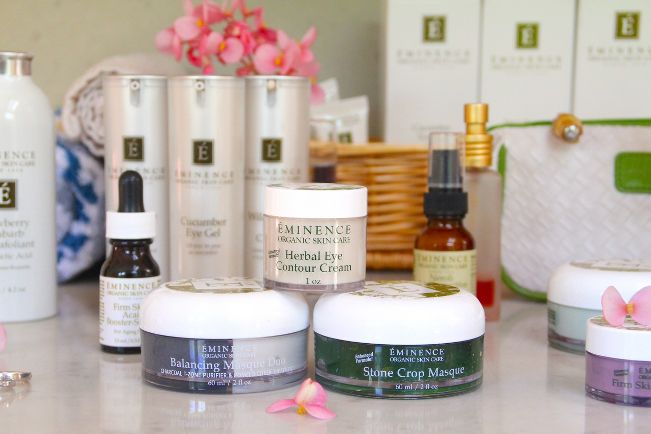 My All Natural Evening Skin Care Routine with Eminence – Part 2