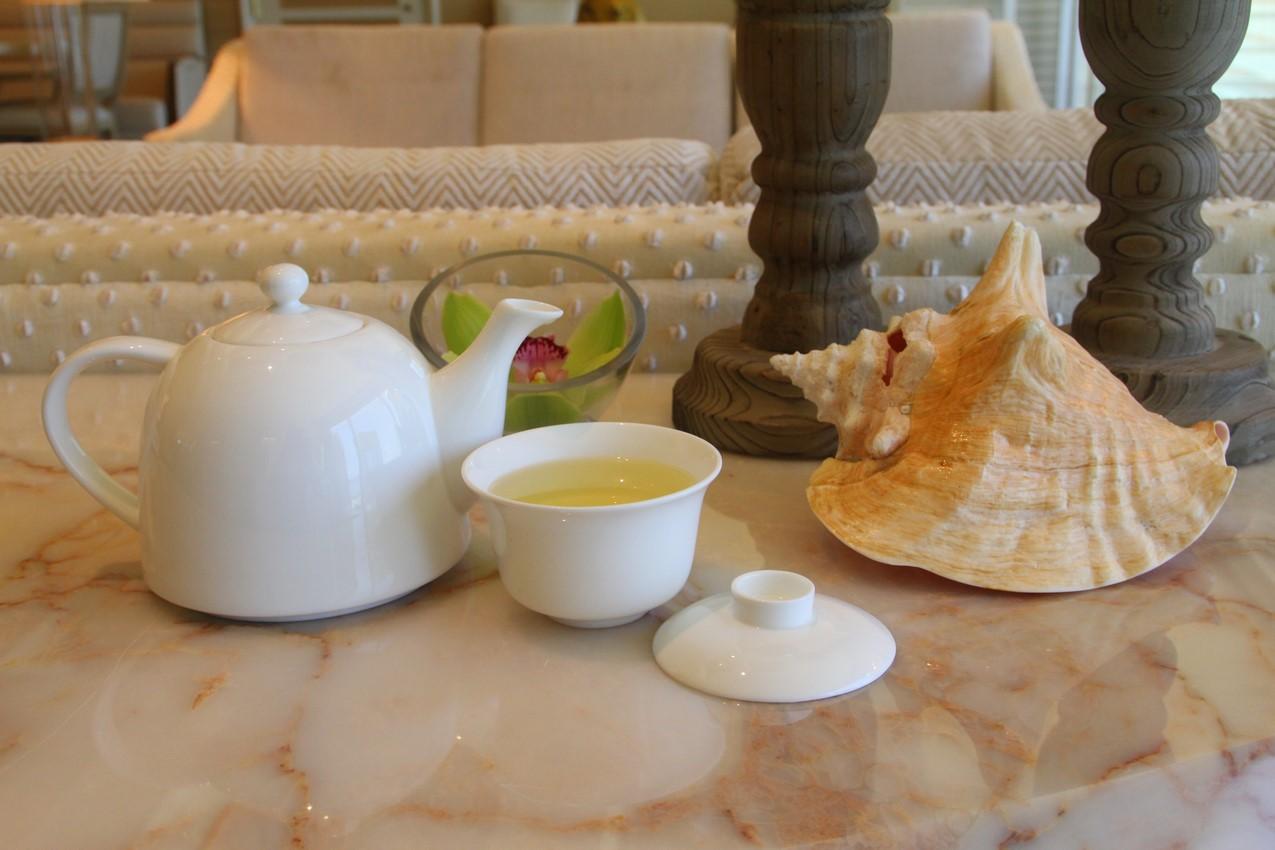 tea at Wynn Macau