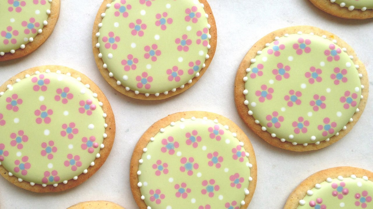 How To Make Sugar Free Icing For Cookies