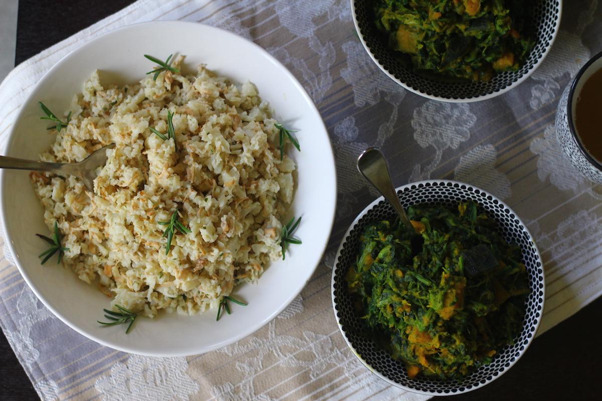 Fast Paleo Chicken Fried Rice (Grain Free & AIP)