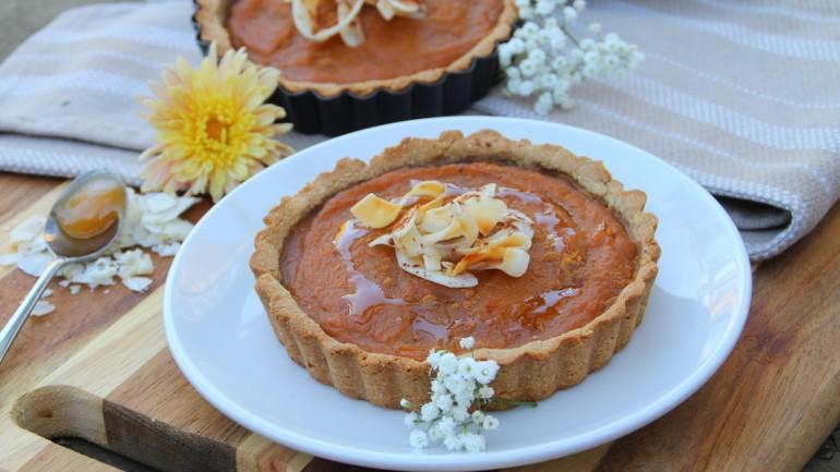 AIP Pumpkin Pie (Paleo & Gluten Free)