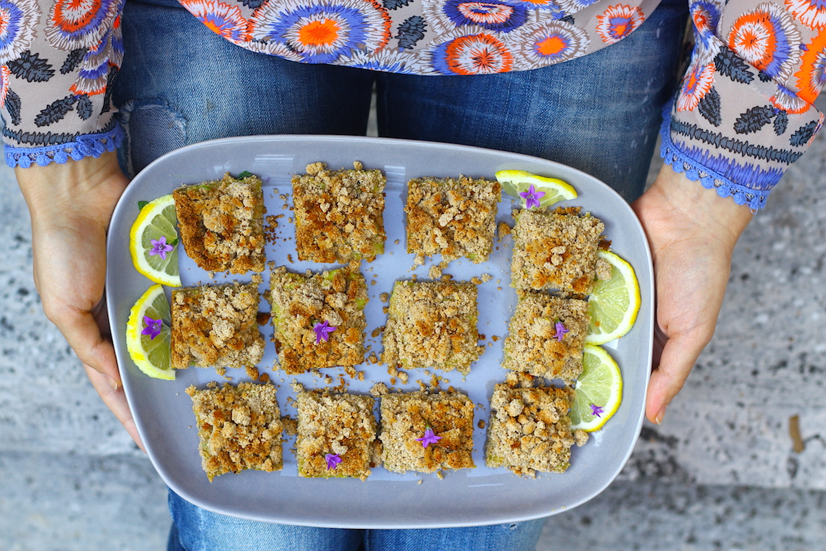 Autoimmune Paleo Lemon Bars