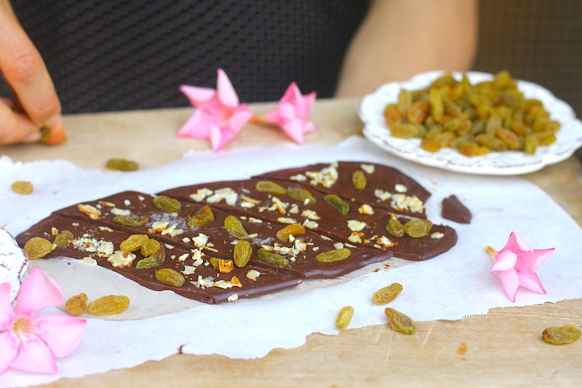 How to Make Carob Chocolate (AIP & Paleo)