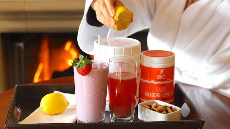 Pre & Post Workout Paleo Protein Superfoods