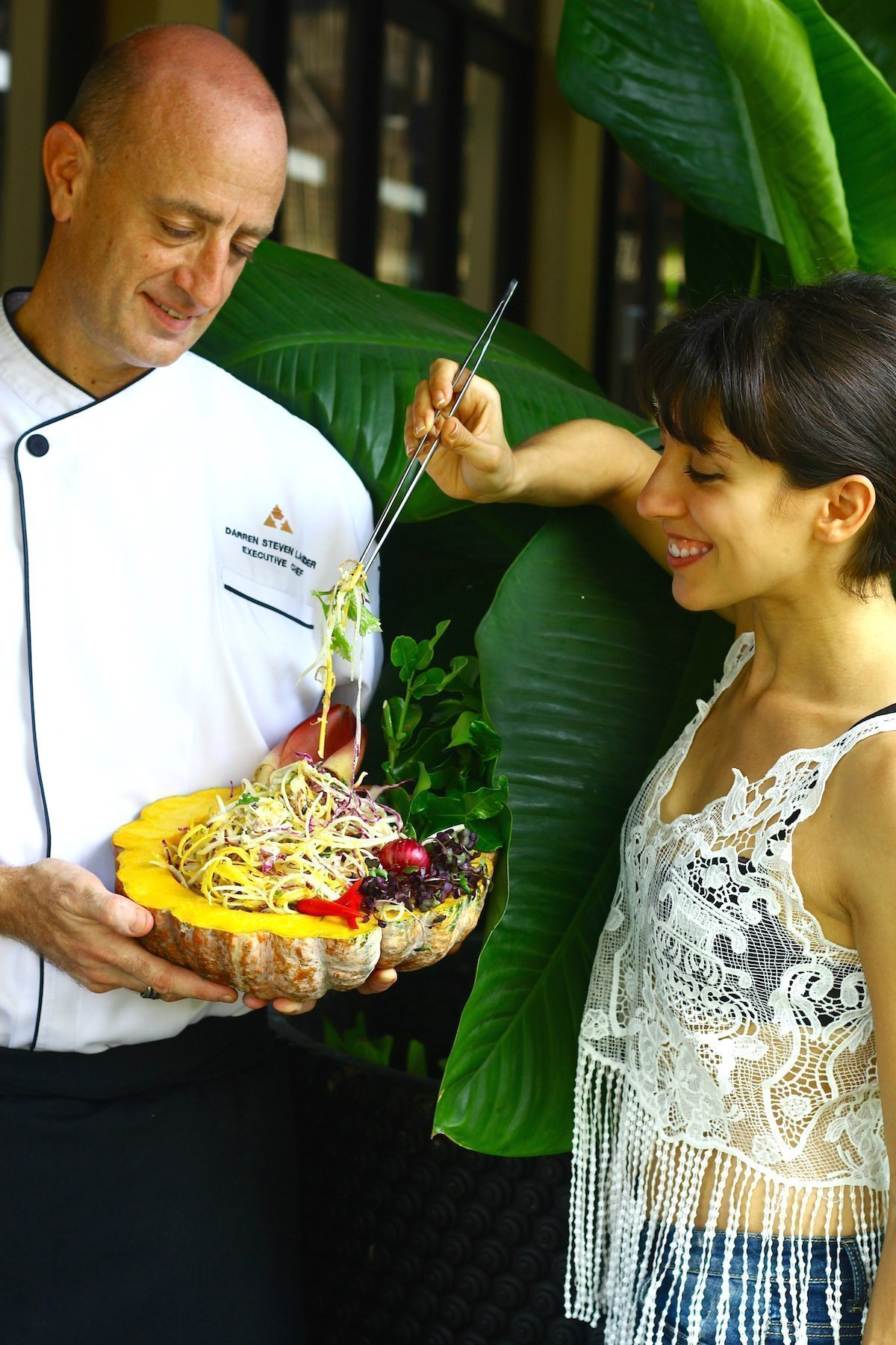 Special Diet Consulting with the with the Executive Chef of Anantara Mai Khao, Phuket