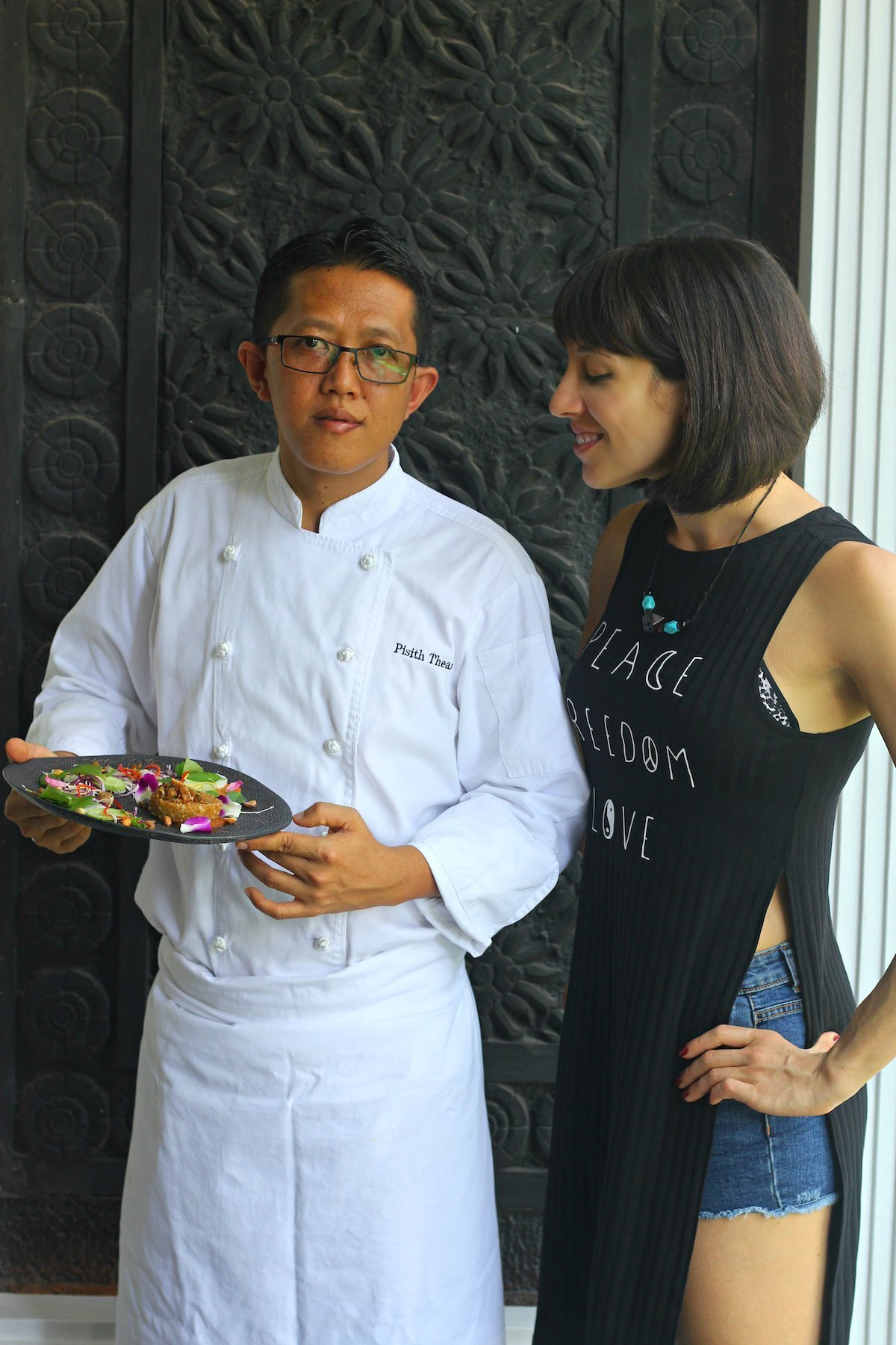Special Diet Consulting with the with the Executive Chef of Park Hyatt Siem Reap