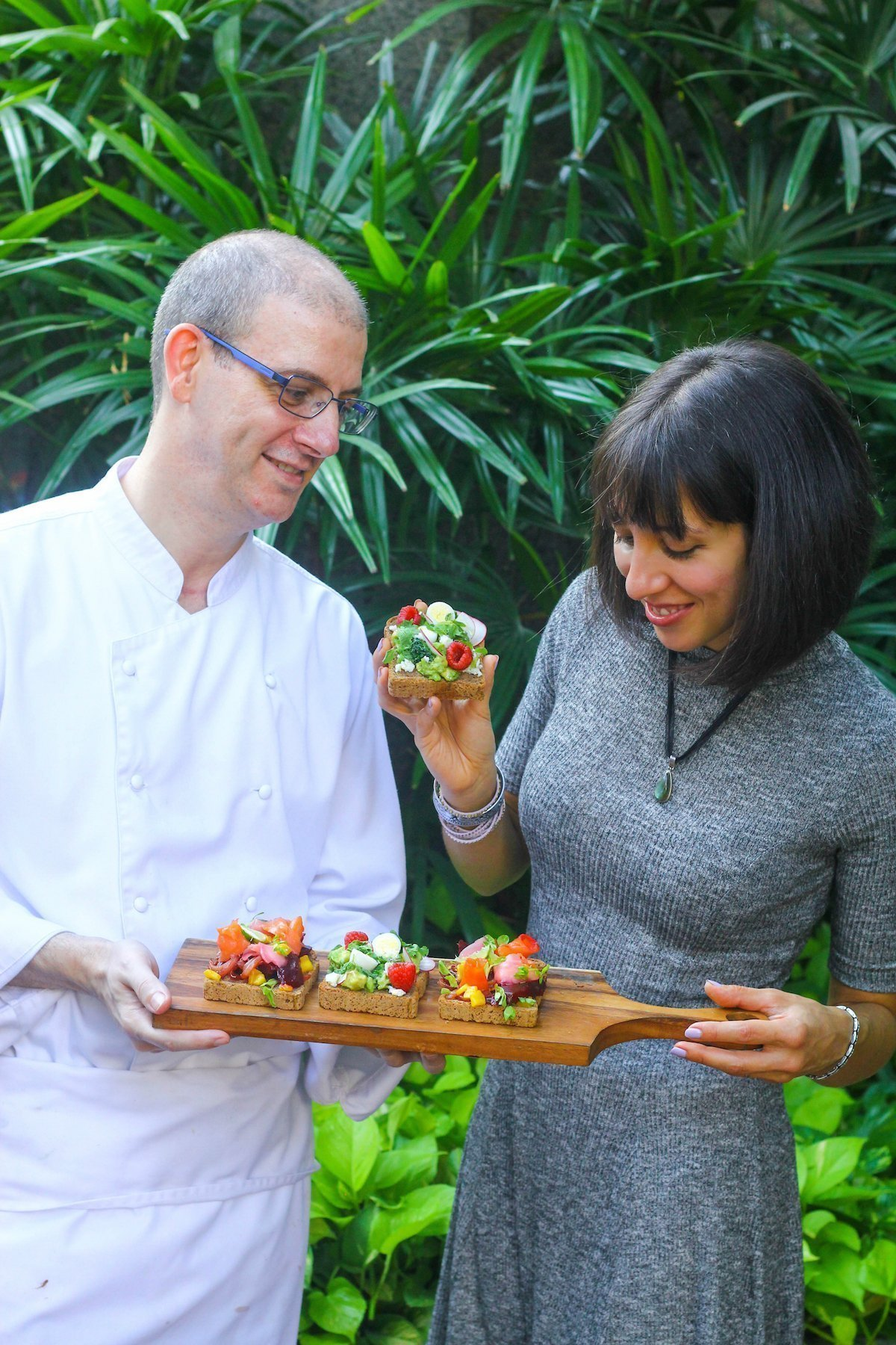 Special Diet Consulting with the Executive Chef of Intercontinental Bangkok