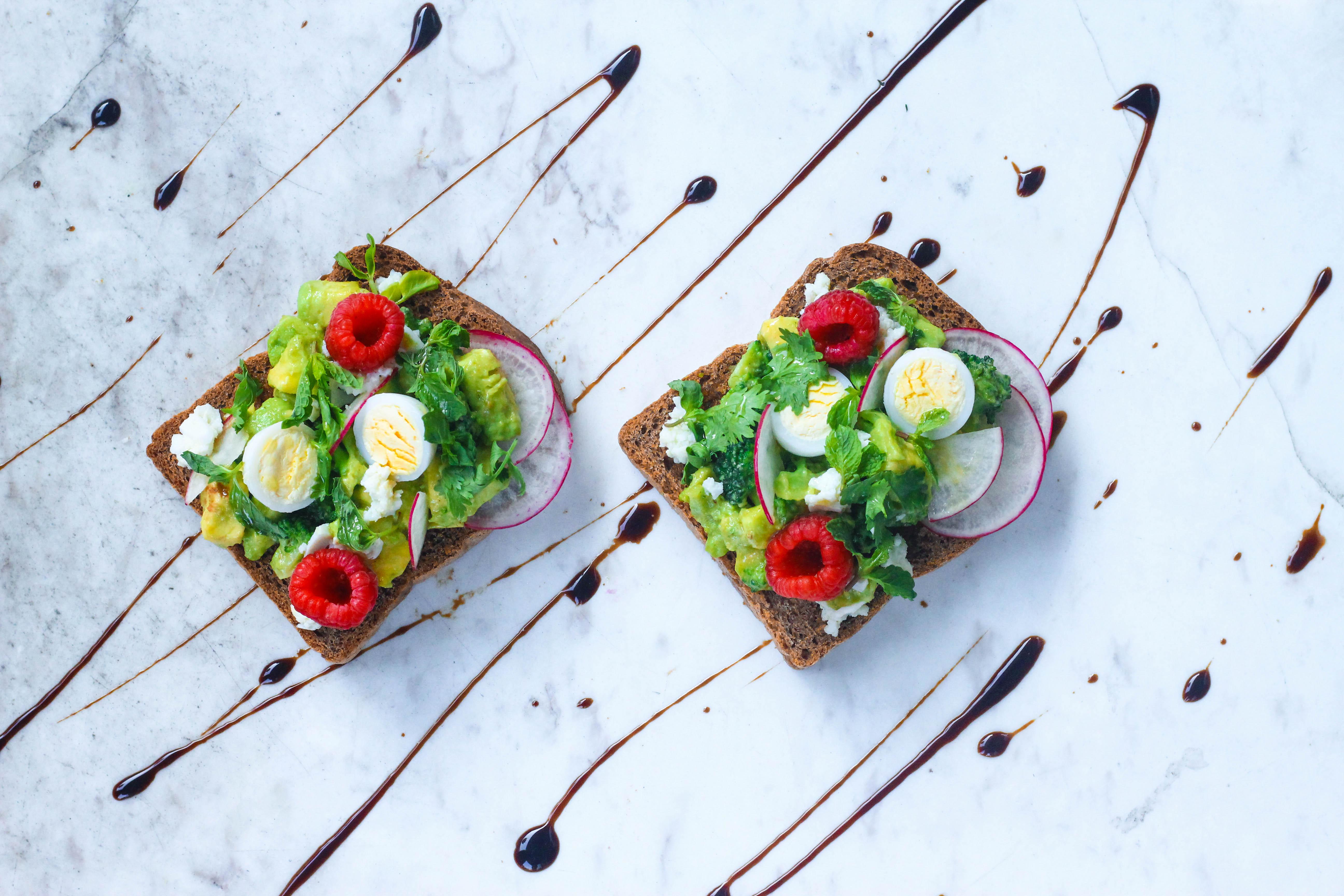 Gluten & Nightshade Free Bruschetta