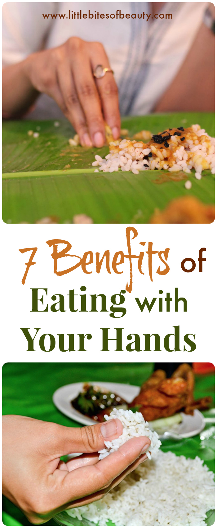 The 7 Benefits of Eating with Your Hands