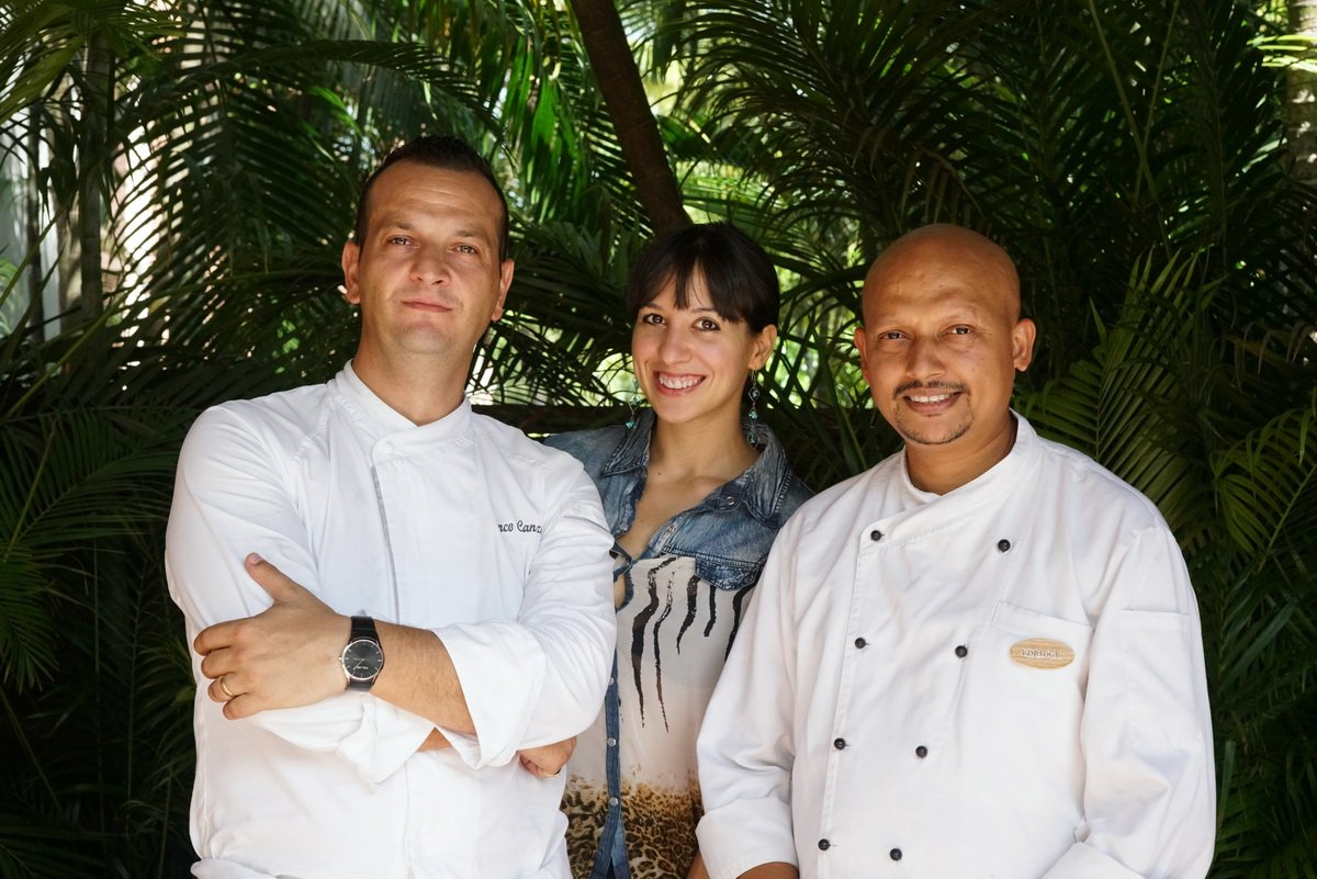 Special Diet Consulting with the Chefs of Park Hyatt Goa Reap