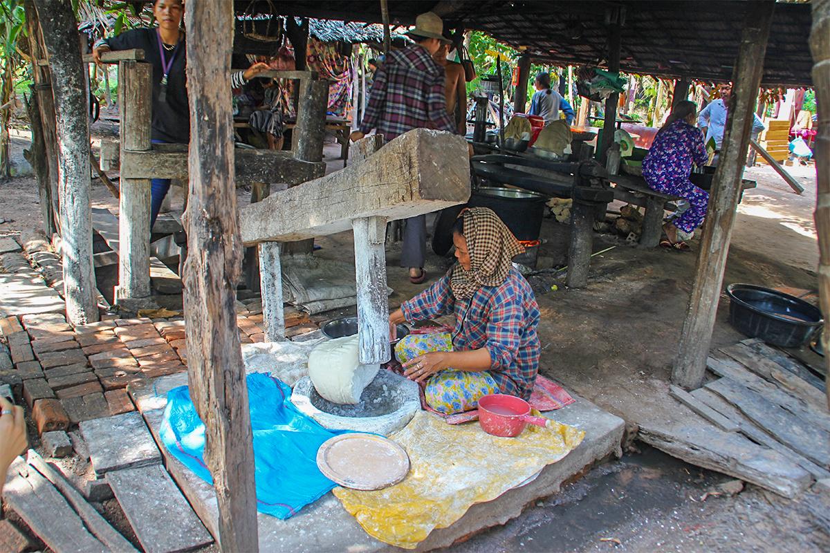 Cambodia a gluten free country