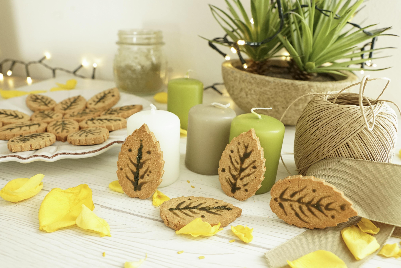 Grain Free Tea Cookies (Gluten & Dairy Free, Paleo, AIP)