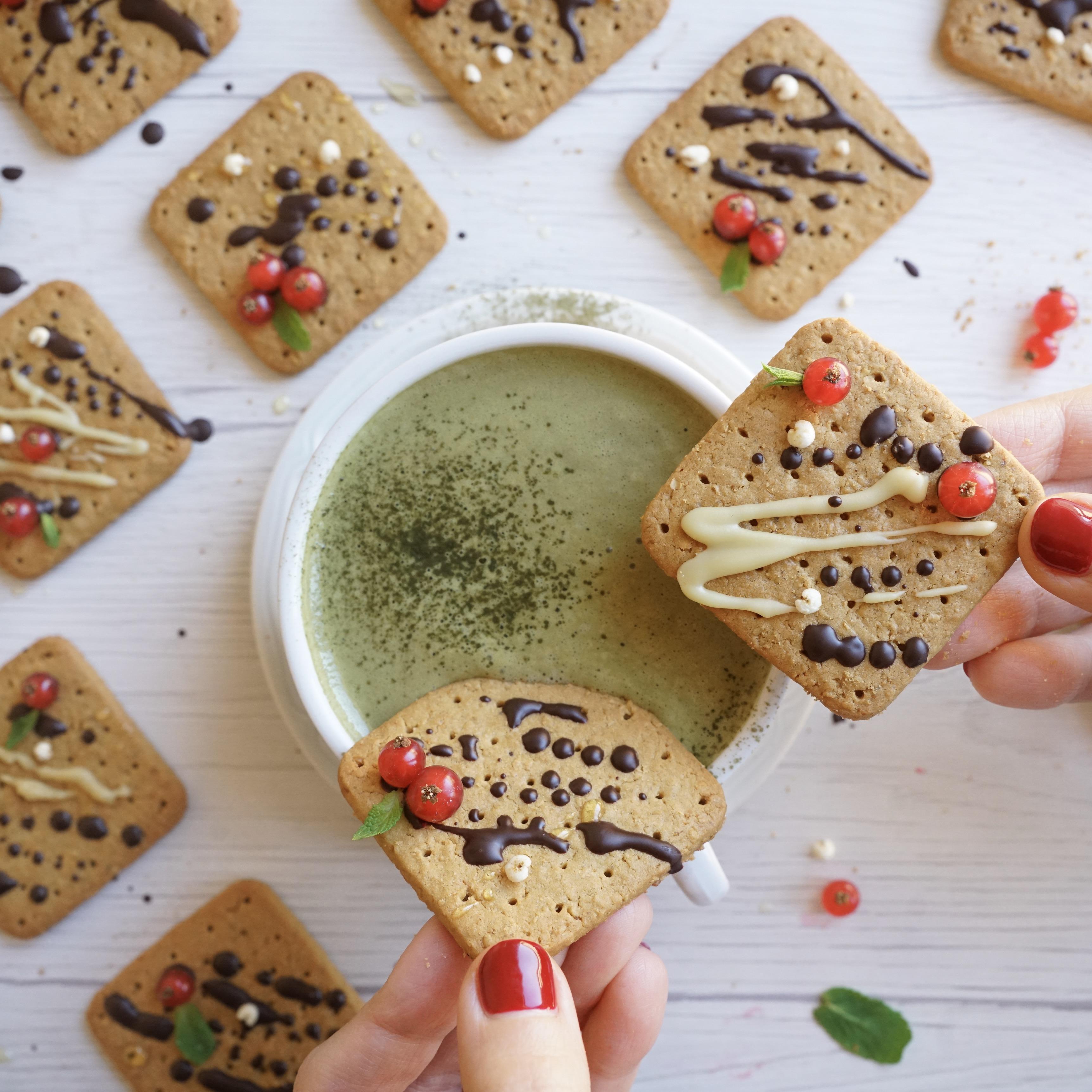 simple gluten free Christmas cookies