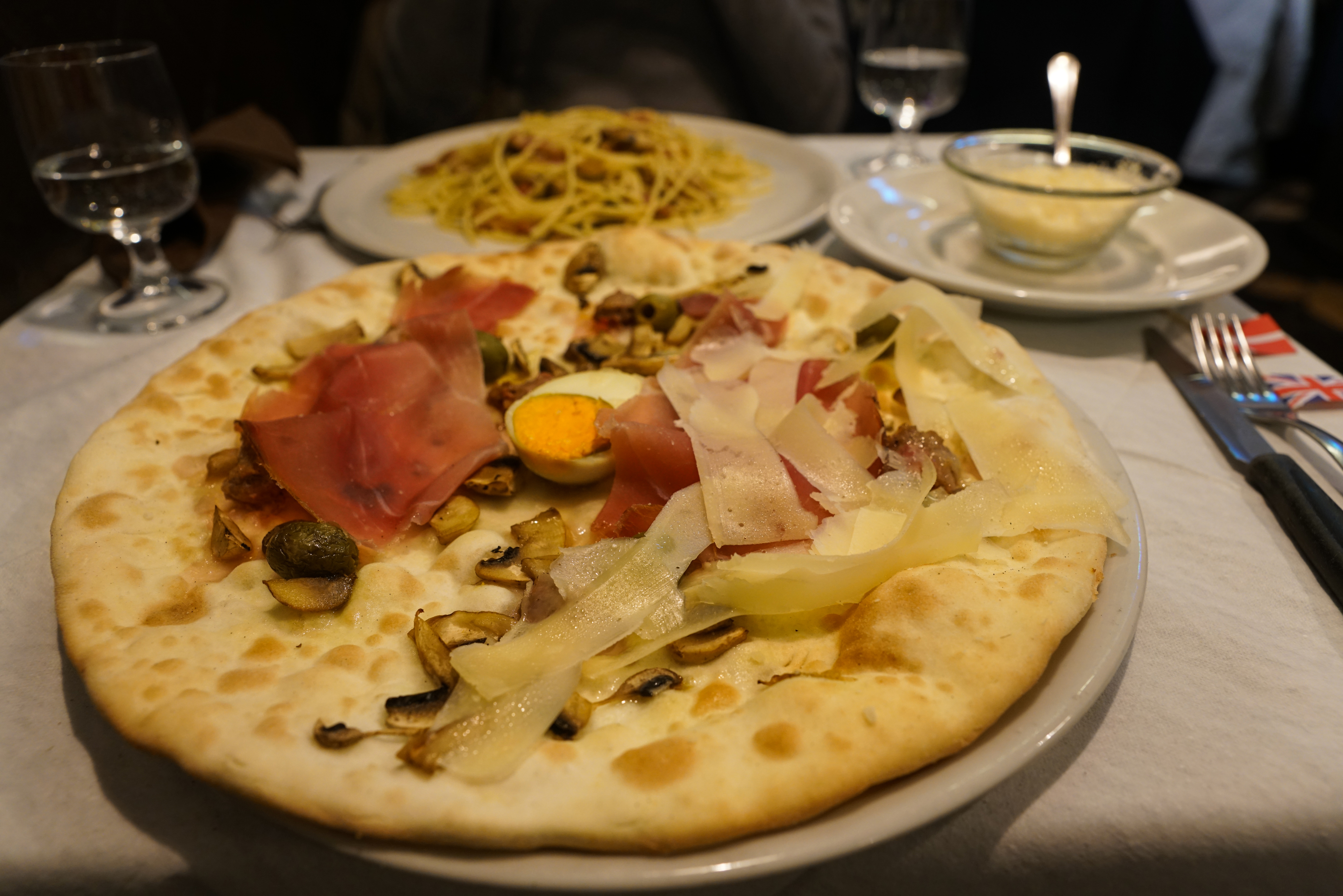 Gluten Free in Rome