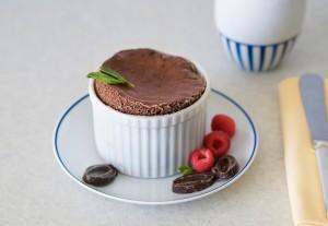 Paleo Chocolate Soufflé (Dairy & Gluten Free)