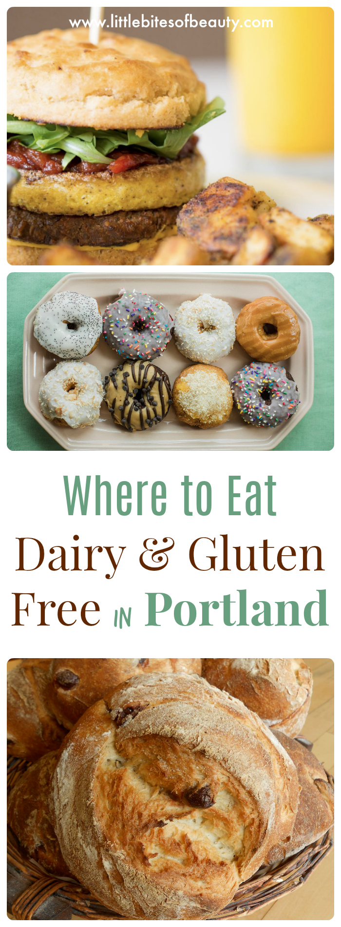 Where to Eat Dairy and Gluten Free In Portland, Oregon