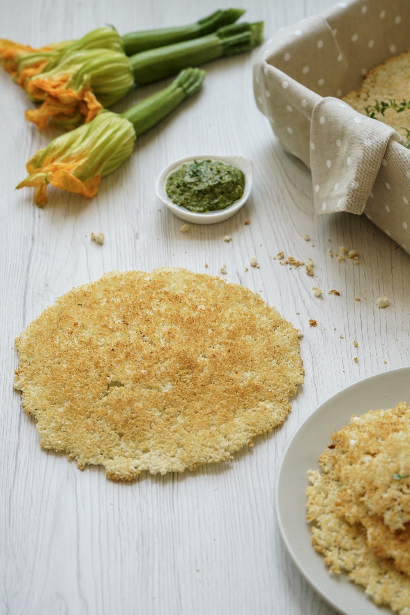 'Casabe' – Crispy Cassava Bread (Gluten Free, Paleo, AIP)