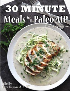 30 Minutes Meals for the Paleo AIP