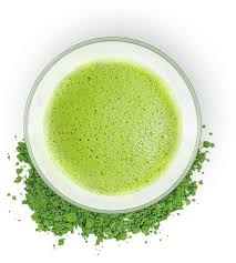 Matcha Latte - AIP approved drinks