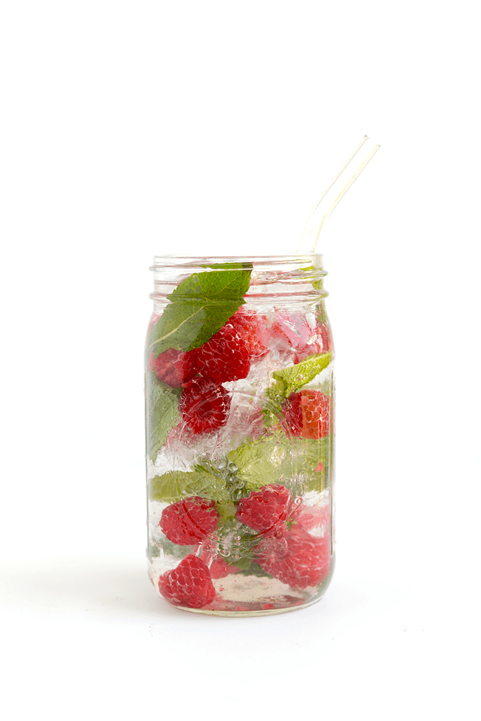 detox water - AIP approved drinks
