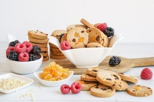 AIP Paleo Fruit Cookies (Vegan, Dairy & Gluten Free) 2 12