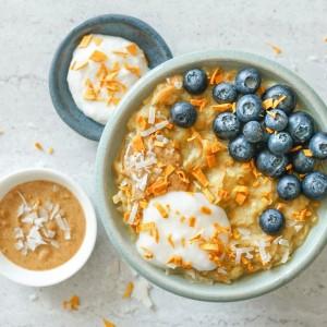 Grain Free Paleo Oatmeal Porridge (Dairy & Gluten Free, AIP)
