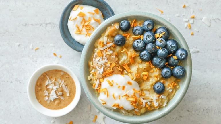 Grain Free Paleo Oatmeal Porridge (GF, DF, *AIP)