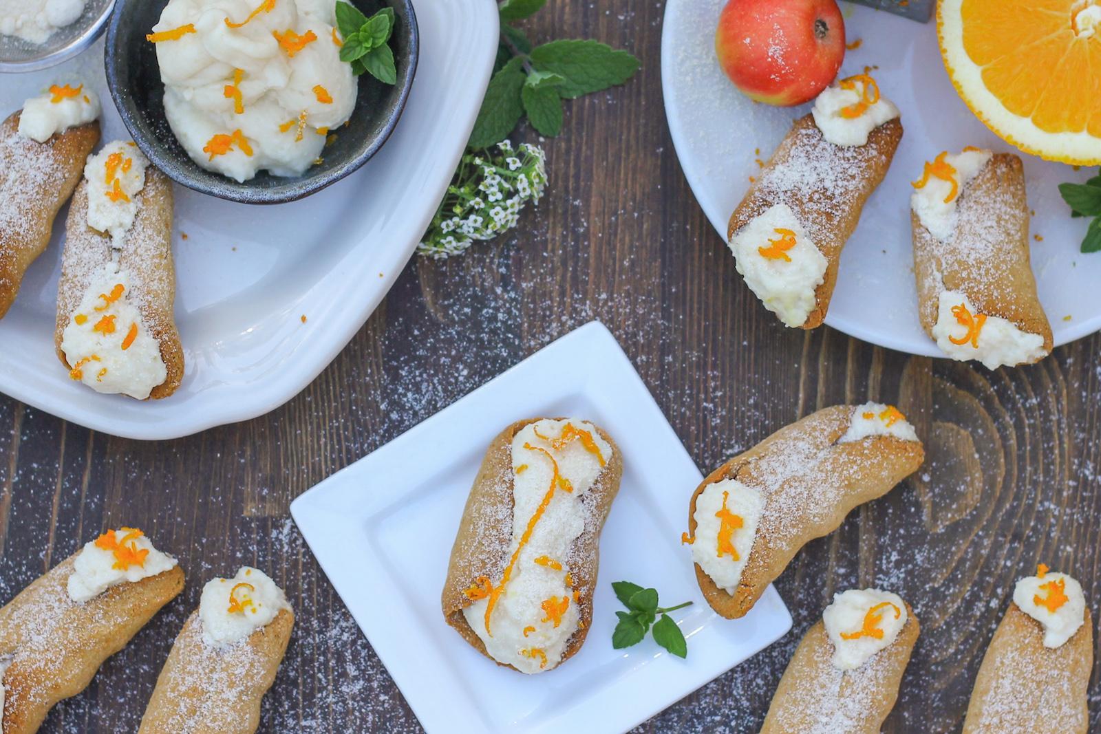 AIP Italian Cannoli - AIP Italian Food Recipes from the AIP Italian Cookbook