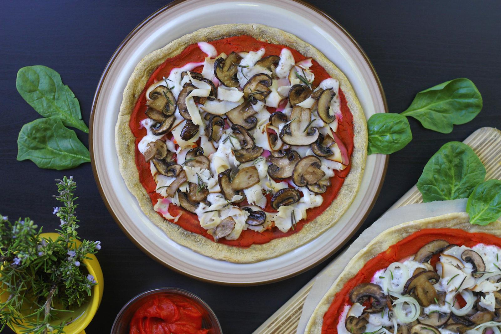 AIP Italian Pizza - AIP Italian Food Recipes from the AIP Italian Cookbook 2