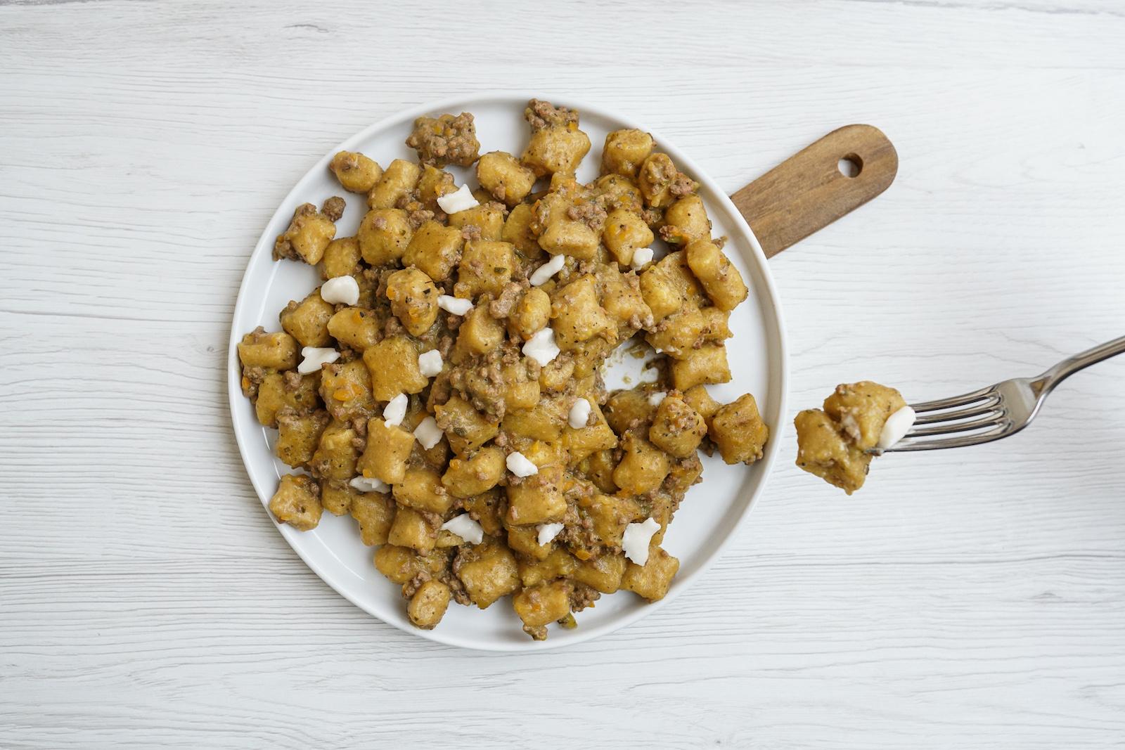 AIP Italian Gnocchi - AIP Italian Food Recipes from the AIP Italian Cookbook