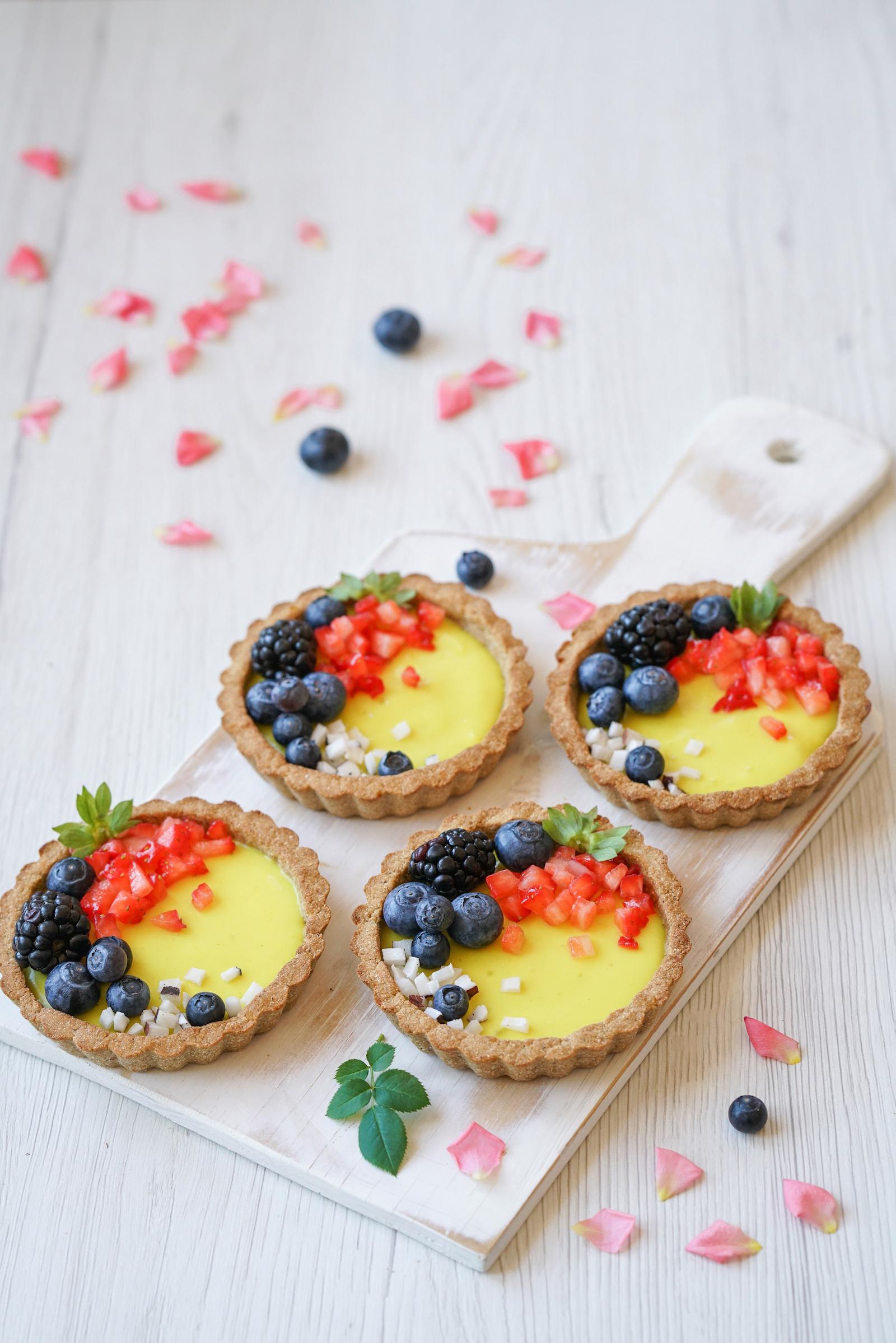 AIP Italian Sweet Tarts - AIP Italian Food Recipes from the AIP Italian Cookbook