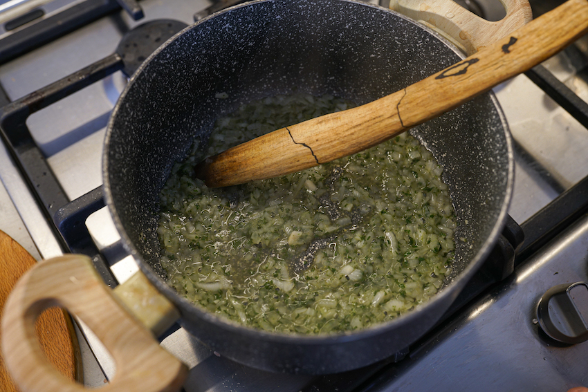 How to Make Risotto Like an Italian