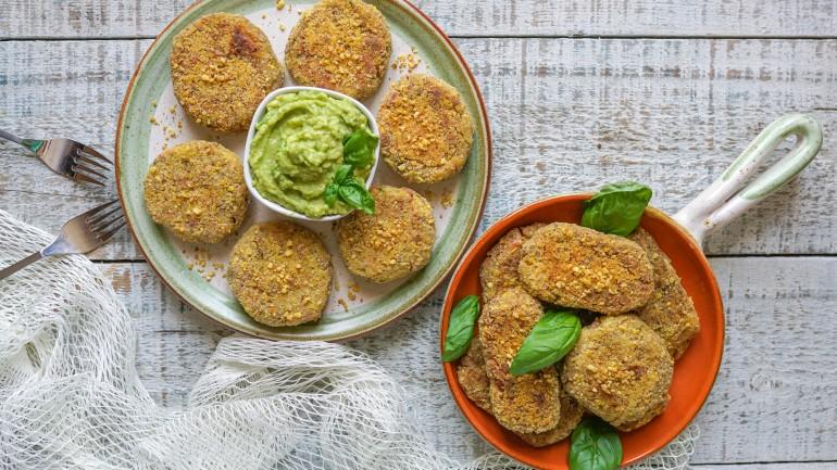 """Polpette"" – Tuna & Potato Patties (Dairy & Gluten Free)"