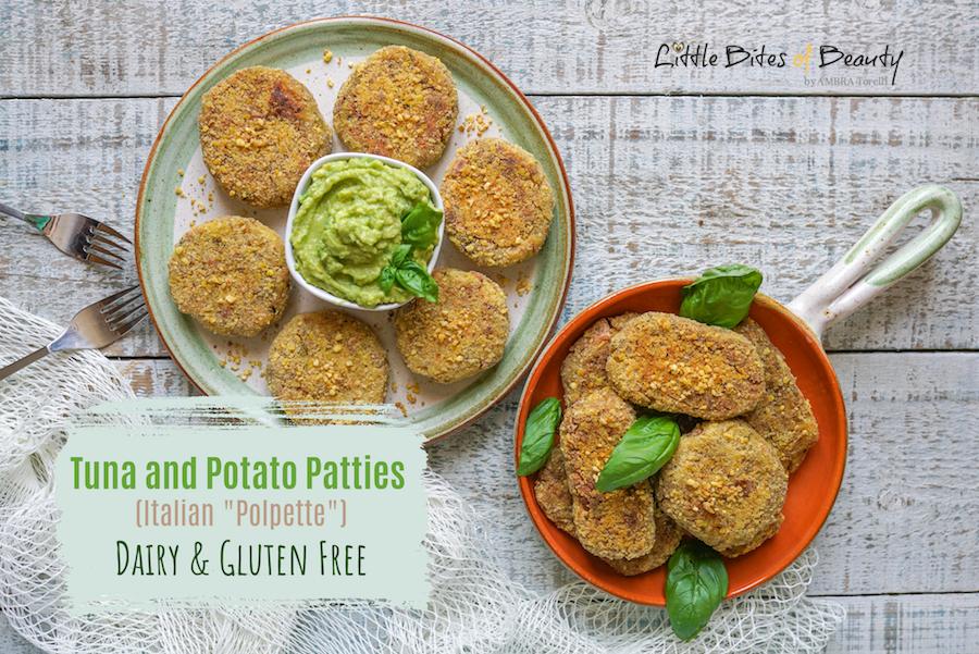 Tuna and Potato Patties (Italian Polpette) - Dairy & Gluten Free 6