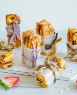 Gluten Free Italian Dunking Cookies